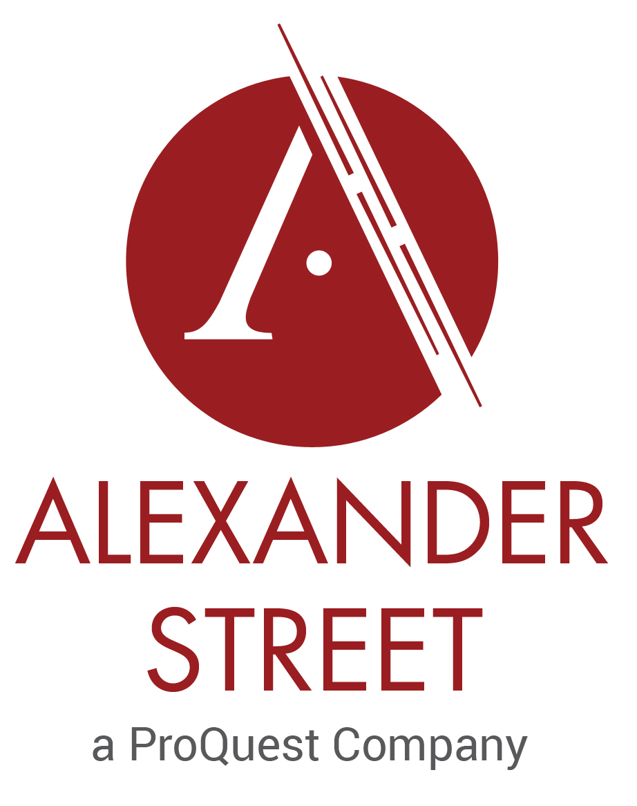 Alexander Street, a ProQuest Company