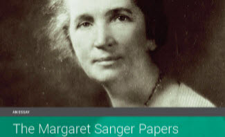The Margaret Sanger Papers